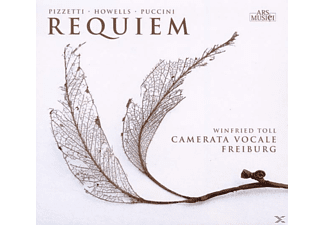 Winfried Toll (leitung) Camerata Vocale Freiburg, Winfried Toll / Camerata Vocale Freiburg - Requiem - (CD)