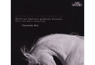 Diego Ortiz - Musica Hispanica [CD]