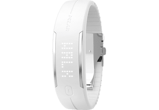POLAR  Loop2, Activity Tracker, 140 - 230 mm, Silikon, Weiß