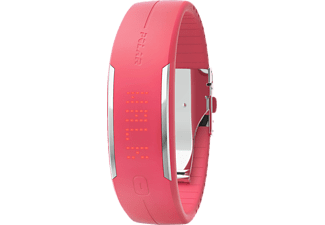POLAR Loop2, Activity Tracker, 140 - 230 mm, Pink