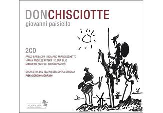 The MO - Don Chisciotte - (CD)