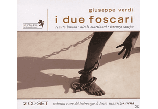 Martinucci - I Due Foscari - (CD)