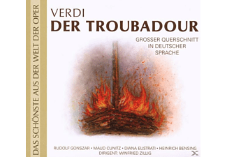 VARIOUS - Der Troubadour - (CD)