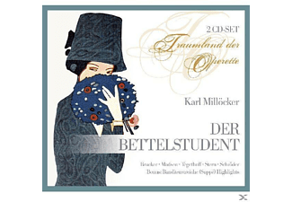 VARIOUS - Der Bettelstudent [CD]