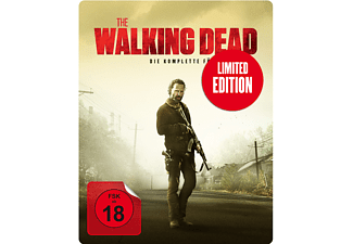 The Walking Dead - Staffel 5 (Steel Edition - Uncut) [Blu-ray]