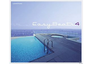 VARIOUS - Wavemusic Easy Beats 4-Deluxe - (CD)