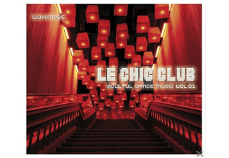 VARIOUS - Le Chic Club 1 (Mixed by Blank) - (CD)