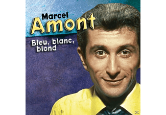 Marcel Amont - Bleu Blanc Blond - (CD)