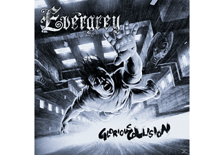 Evergrey - Glorious Collision Doppel Gatefold Lp, Colored Vin [Vinyl]