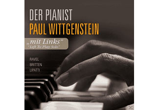 "Paul Wittgenstein - ""mit Links""-Der Pianist Paul Wittgenstein - (CD)"