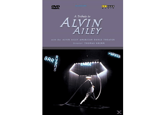 Alvin Ailey American Dance Theatre - A Tribute To Alvin Ailey [DVD]