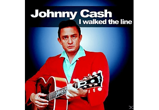 Johnny Cash - I Walked The Line - (CD)