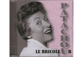 Patachou - Le Bricoleur - (CD)