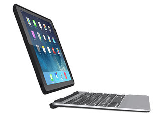 ZAGG Slim Book med Keyboard iPad Air2 - Svart