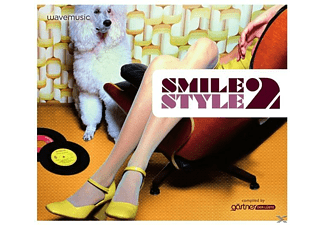 VARIOUS - Smile Style 2 - (CD)