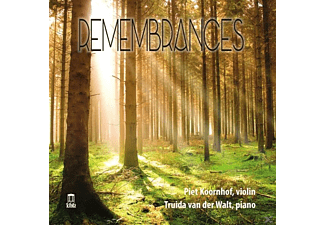 Piet Koornhof, Truida Van der Walt - Remembrances [CD]
