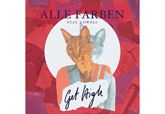 Alle Farben feat. Lowell - Get High [Vinyl]