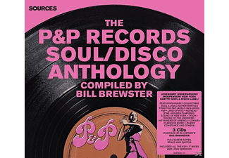 Various - P&P Records Soul & Disco Anthology - (CD)