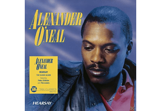 Alexander O'Neal - Hearsay (Mini Replica Gatefold) - (CD)