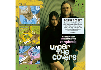 Matthew Sweet, Susanna Hoffs - Completely Under The Covers (4cd-Set Incl.Bonus) - (CD)