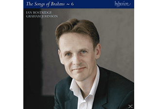 Ian Bostridge - Sämtliche Lieder Vol.6 [CD]
