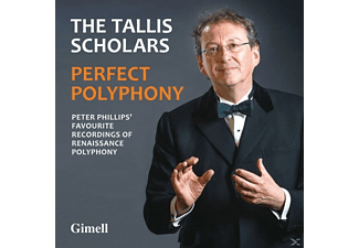 The Tallis Scholars - Perfect Polyphony [CD]