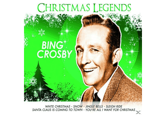 Bing Crosby - Bing Crosby-Christmas Legends - (CD)