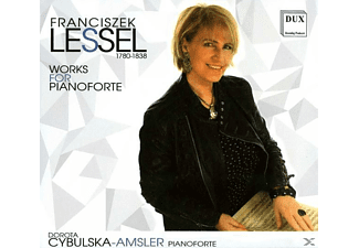 Dorota Cybulska-amsler - Works For Pianoforte - (CD)