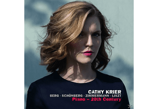 Cathy Krier (Pno) - Piano - 20th Century - (CD)