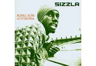 Sizzla - Royal Son Of Ethiopia - (CD)