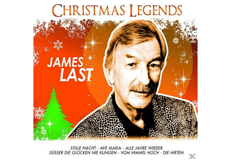 James Last - James Last-Christmas Legends - (CD)