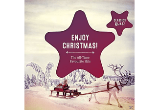 Carreras,Jose/Florez,Juan Diego/Brönner,Till/+ - Enjoy Christmas 2014! (Classic & Jazz Hits) - (CD)