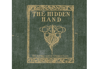 The Hidden Hand - The Resurrection Of Whiskey Foote [CD]