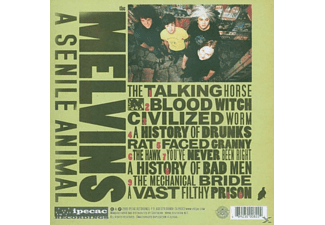 Melvins - A Senile Animal [CD]