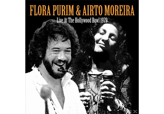 Purim, Flora / Moreira, Airto - Live At The Hollywood Bowl 1979 - (CD)