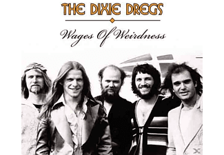 Dixie Dregs - Wages Of Weirdness - (CD)