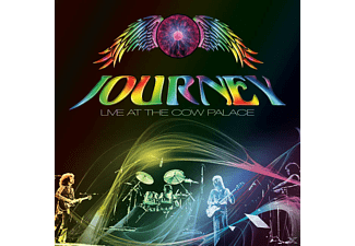 Journey - Live At The Cow Place [CD]