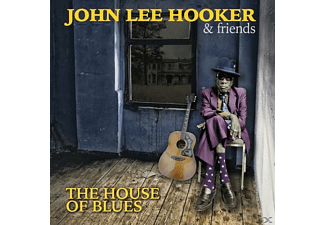 John Lee Hooker - The House Of Blues - (CD)