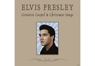 Elvis Presley - Greatest Gospel And Christmas - (CD)