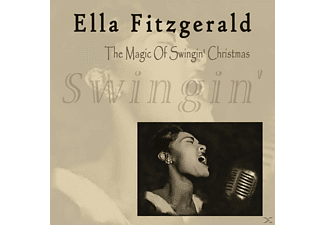 Ella Fitzgerald - The Magic Of Swingin' Christmas - (CD)