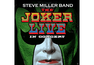 Steve Miller Band - The Joker Live - (CD)