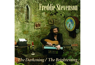 Freddie Stevenson - The Darkening/The Brightening - (CD)