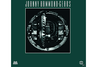 Johnny Hammond - Gears [CD]