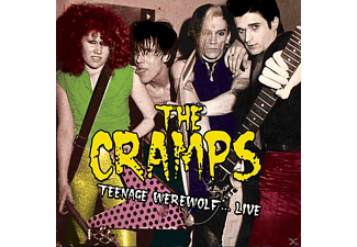The Cramps - Teenage Werewolf ... Live [CD]