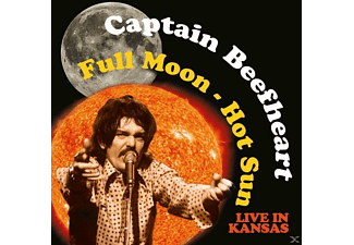 Captain Beefheart - Full Moon-Hot Sun Live In Kansas [CD]