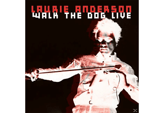 Laurie Anderson - Walk The Dog Live - (CD)