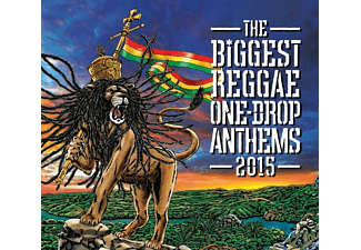Various - Biggest One Drop Anthems 2015 - (CD)