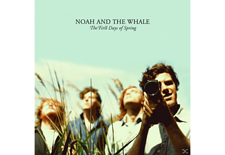 Noah, Noah And The Whale - The First Days Of Spring - (CD)