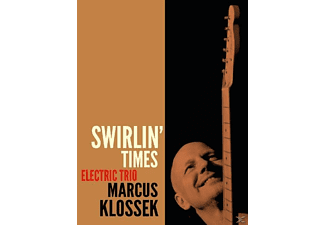 Marcus Klossek Electric Trio - Swirlin' Times [CD]