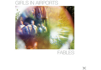 Girls In Airports - Fables - (CD)